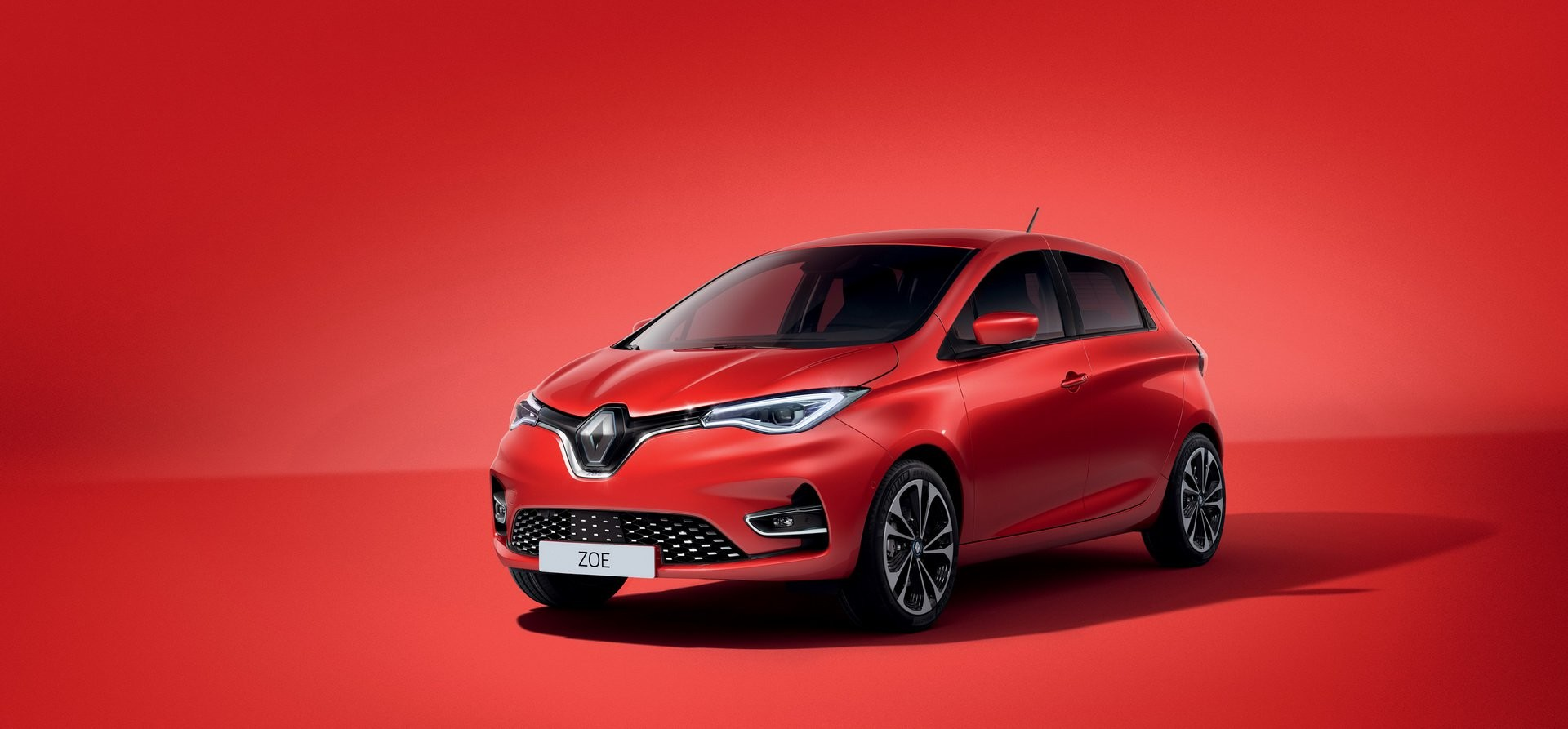 Foto de Renault Zoe 2020 (14/23)