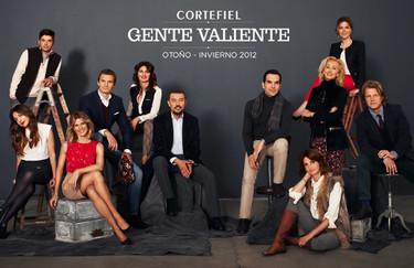 Cortefiel y su apuesta por la gente valiente para este Otoño-Invierno 2012/2013