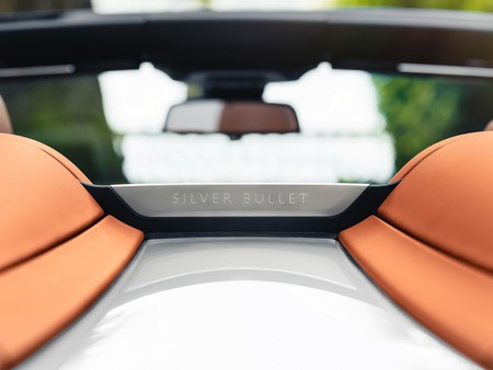 Rolls Royce Dawn Silver Bullet 9