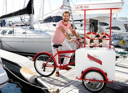 'Service à bord', lo nuevo de G.H.Mumm para hacer que tu verano sea perfecto