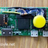 ¿Un capítulo aleatorio de los Simpsons a golpe de botón?: con la Raspberry Pi Zero es coser y cantar