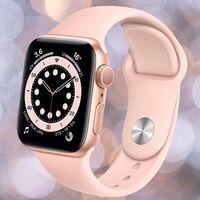 Amazon iguala la oferta de MediaMarkt y te deja el Apple Watch Series 6 de 40mm por 399 euros con 30 de descuento