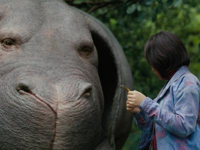 'Okja' o infantilizar el discurso hasta lo irritante