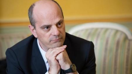 Jean-Michel Blanquer, Ministro de Educación francés