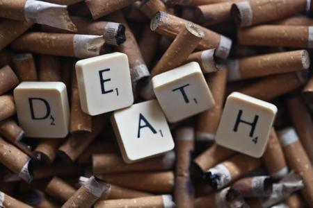 Fumar agota las vitaminas en tu cuerpo