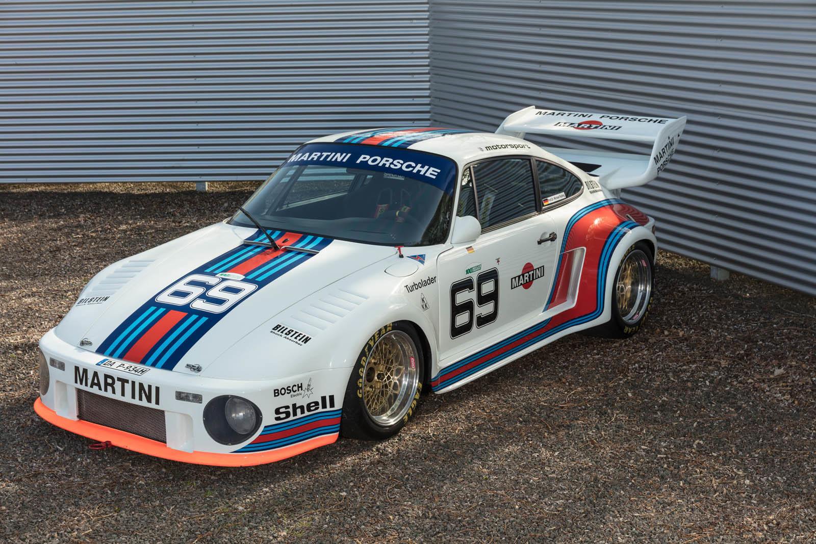 Foto de Porsche 930 clásico a subasta (31/42)