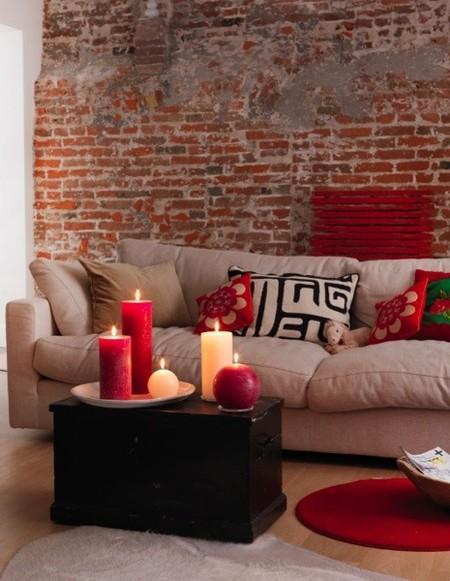 Diez ideas inspiradoras para decorar la casa en el d a de for Ideas para decorar la casa en san valentin