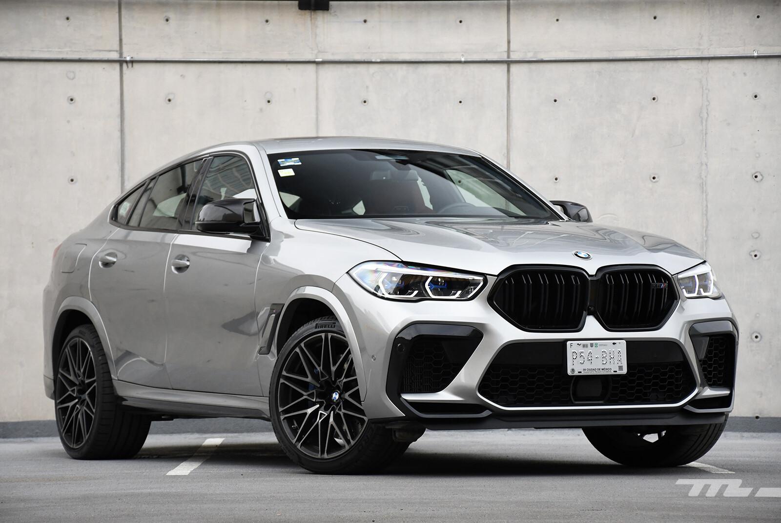 Foto de BMW X6 M Competition 2021 (prueba) (9/27)