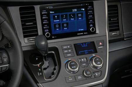 Toyota Sienna 2020 Mexico 6