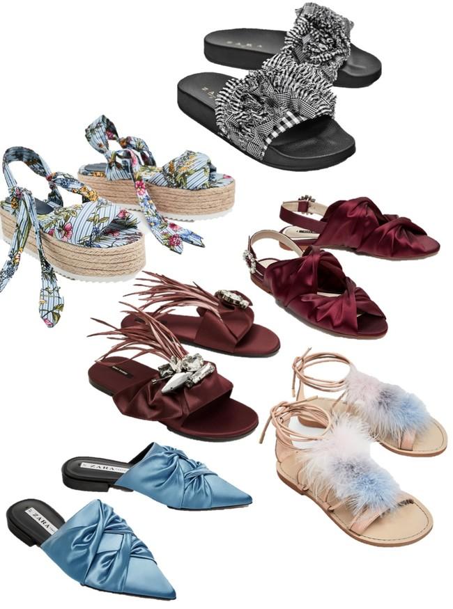 Zara Rebajas Zapatos Verano