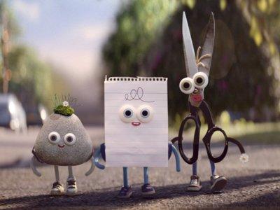 'Piedra, papel y tijeras': estupenda campaña para concienciar sobre el acoso escolar y el valor de la amistad