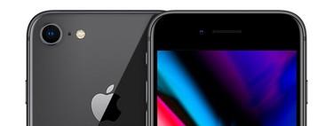 El iPhone 8 de 64 GB en gris espacial, tiene un estupendo precio en PcComponentes: sólo 719 euros