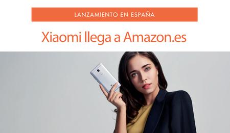 Xiaomi llega oficialmente a España: 6 modelos de smartphones que puedes encontrar ya en Amazon