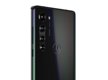 Motorola Edge Oficial Camara
