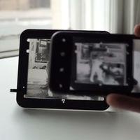 pixl-latr, una solución innovadora para escanear diapositivas y negativos de gran formato fácilmente y a bajo coste