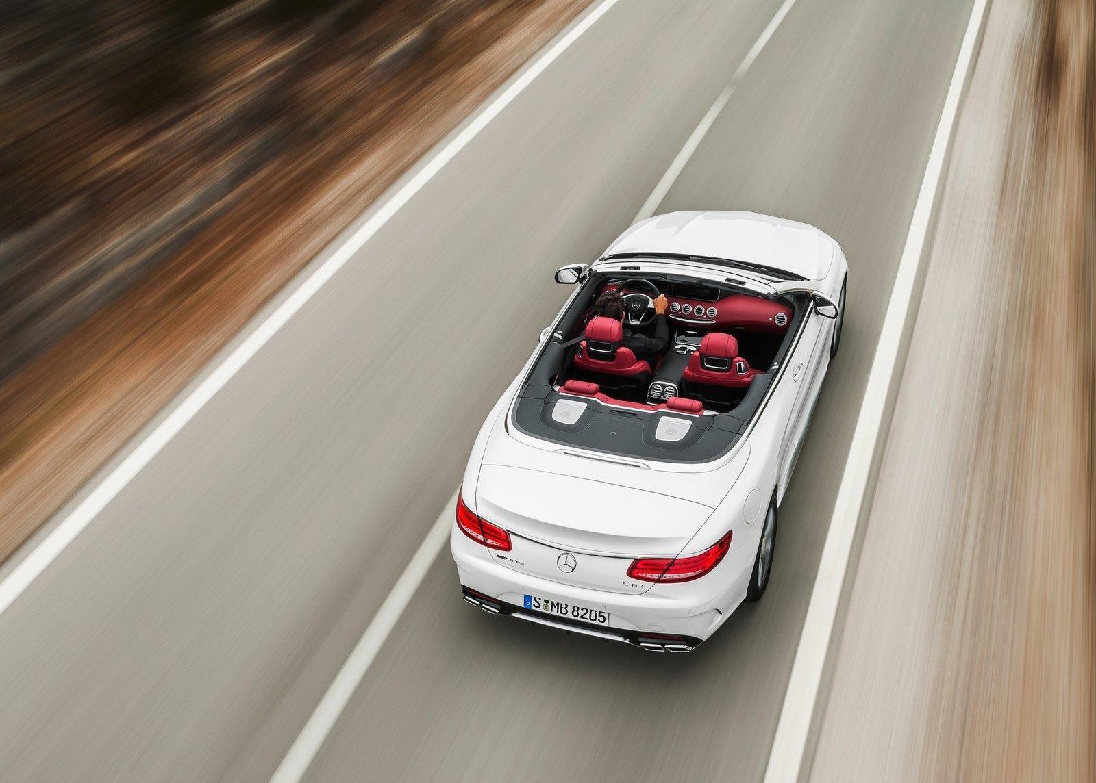 Foto de Mercedes-AMG S 63 Cabriolet (17/19)