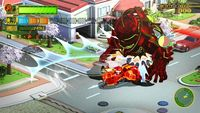 Más vídeos del colorido 'The Wonderful 101' de Wii U