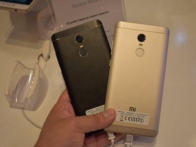 Xiaomi Redmi Note 4 y Redmi 4X ya se pueden comprar oficialmente en México