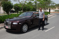 Jenson Button ficha por Rolls-Royce