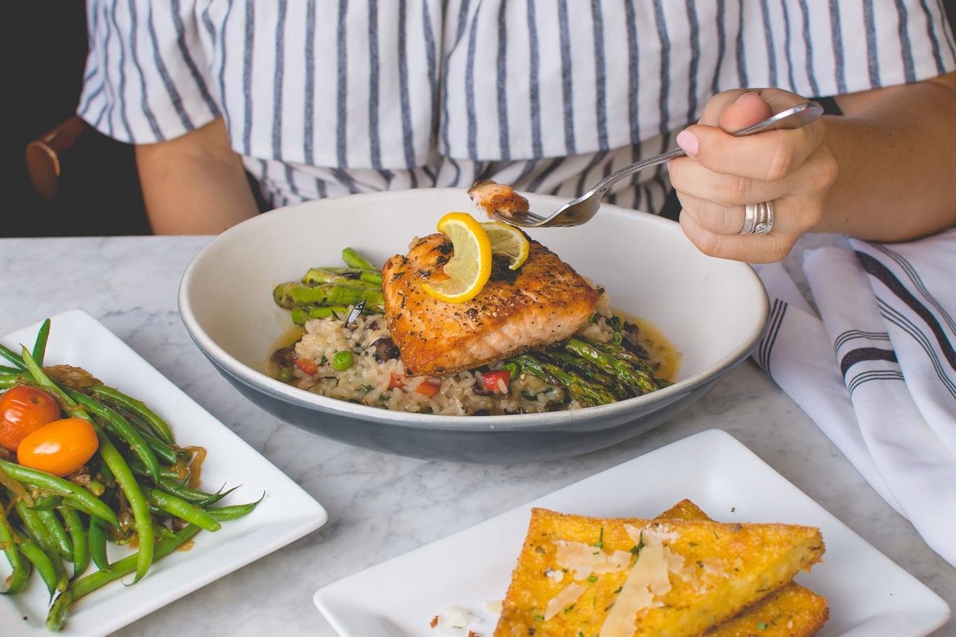 dieta alcalina menú pérdida de peso