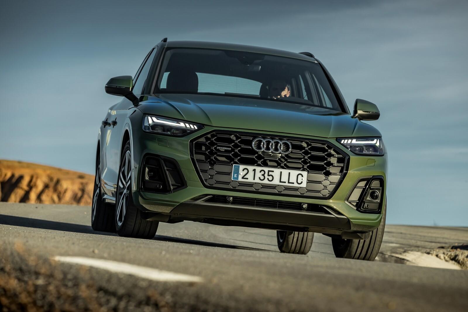 Foto de Audi Q5 2020, prueba (34/52)