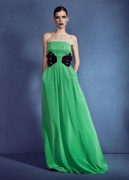 Foto de Vestidos para una boda de tarde: mi elección es un vestido largo (22/30)