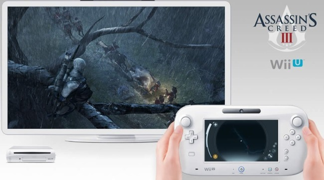 Assassin's Creed III en Wii U