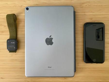 Apple Watch, iPad Pro y iPhone