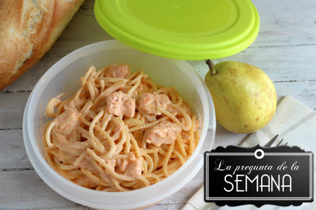 ¿Qué tipo de pasta italiana os gusta más? La pregunta de la semana
