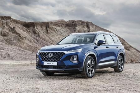 El Hyundai Santa Fe 2019 cambia con más tecnología y un diseño que llama