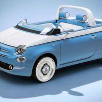Tan veraniego que hasta tiene ducha para ir a la playa: así es el Fiat 500 Spiaggina by Garage Italia