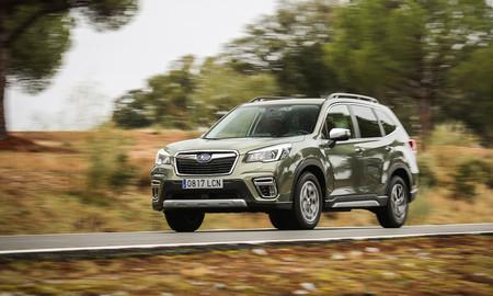 Subaru Forester Eco Hybrid 2020, precios