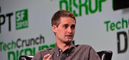 """Evan Spiegel, CEO de Snapchat, sobre el rediseño: """"Incluso las frustraciones que estamos viendo realmente validan esos cambios"""""""