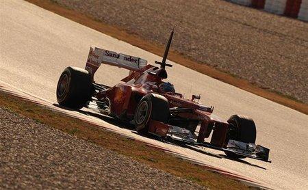 Ferrari no acaba de entender el irregular rendimiento del F2012