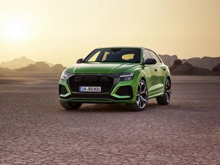 El Audi RS Q8 se corona como el SUV más potente y apabullante de la marca