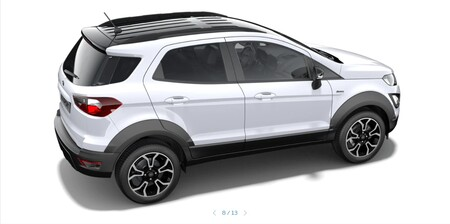 Ford Ecosport Active 2021 Primera Infromacion Y Fotos 4
