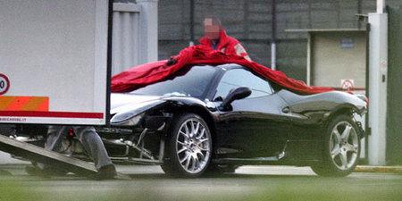 Ferrari F450: retrasado hasta el Salón de Los Ángeles