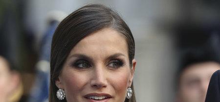 Doña Letizia luce así de espectacular en los Premios Princesa de Asturias