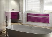 Si buscas un radiador con color y de diseño para tu baño, te encantará el nuevo modelo RIGO de Irsap