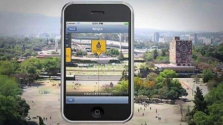 UNAM 360 una aplicación de realidad aumentada para tu iPhone y iPad