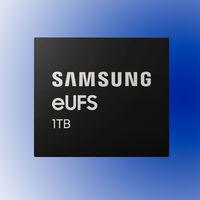 """Samsung anuncia el almacenamiento de 1 TB en móviles: esta vez sin """"trucos"""" y a tiempo para los buques insignia de 2019"""