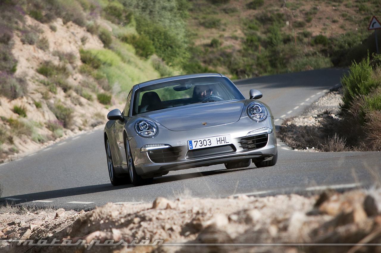 Foto de Porsche 911 Carrera S (prueba) (22/54)