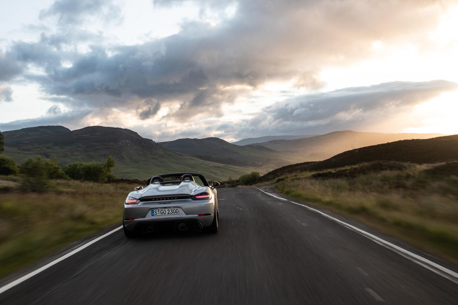Foto de Porsche 718 Spyder (prueba contacto) (218/296)