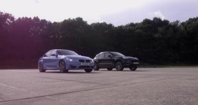 Porsche Macan Turbo echa arrancones contra el nuevo BMW M3
