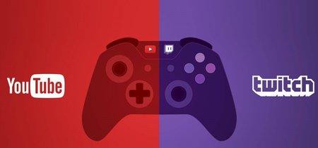 Youtube le declara la guerra a Twitch y los creadores que hacen promo de sus streamings son las primeras víctimas