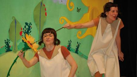 """""""Aúpa"""", teatro para bebés y niños en La Casa Encendida"""