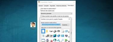 Cómo personalizar cualquier icono en Windows 10
