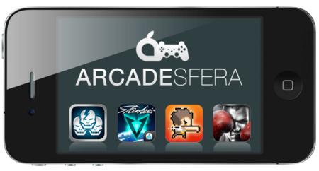 Arcadesfera: lanzamientos de la semana (XXXIX)