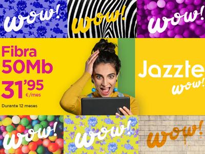 Ahora Jazztel también promociona la contratación de solo fibra, a 31,95 euros durante 1 año
