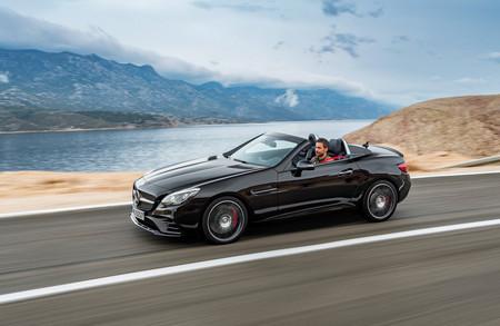 Mercedes Benz Slc43